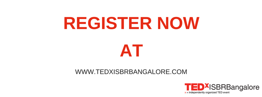 TEDxISBRBangalore