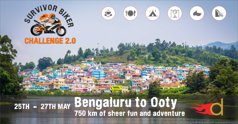 Survivor Biker Challenge 2.0 | Bengaluru To Ooty