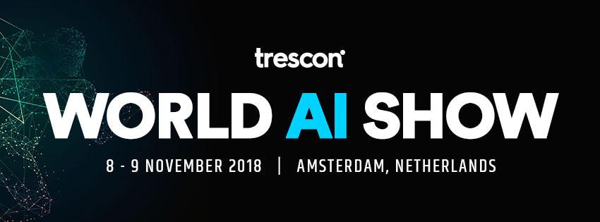WORLD AI SHOW – AMSTERDAM