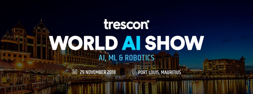 World AI Show – MAURITIUS
