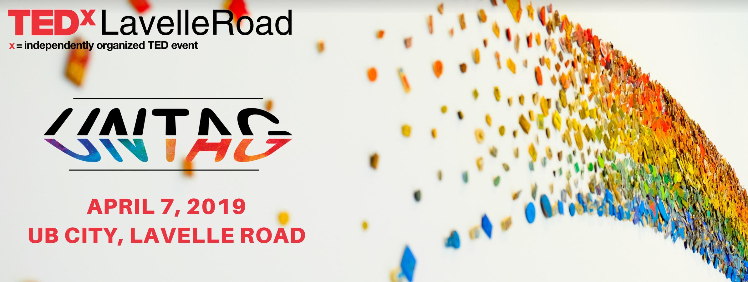 TEDxLavelleRoad 2019 – UNTAG