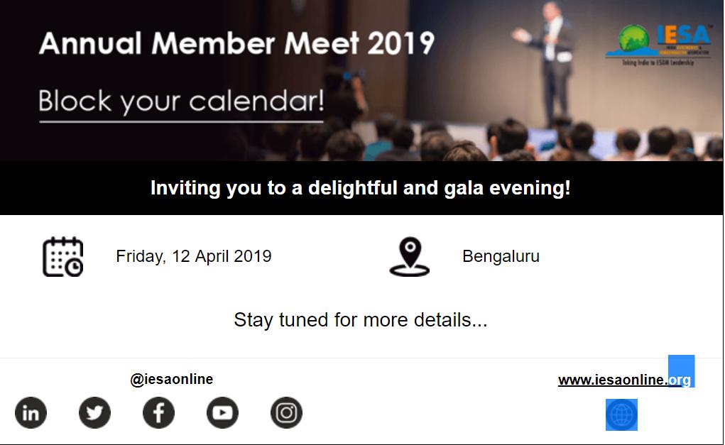 Annual Member Meet