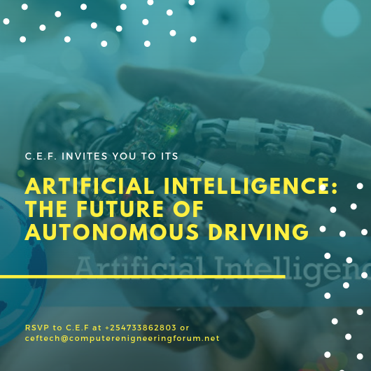 Artificial Intelligence: the Future of Autonomous Driving