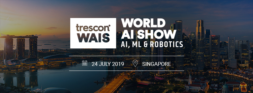 WORLD AI SHOW – SINGAPORE
