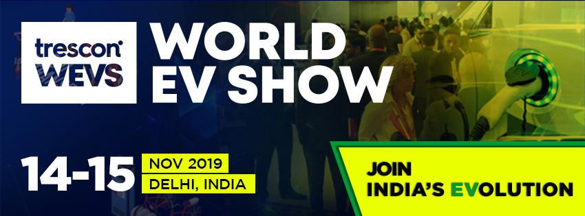 World EV Show - India