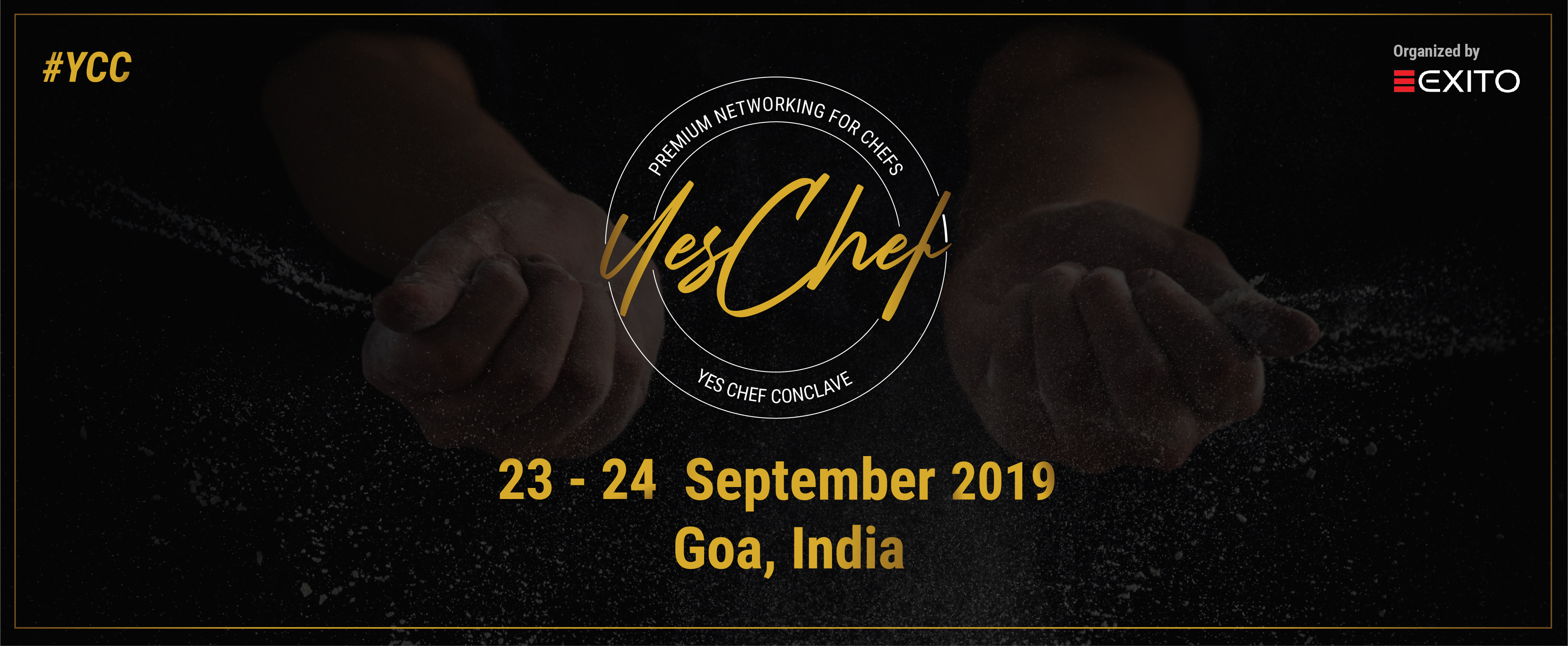 2nd Edition of Yes Chef Conlcave 2019