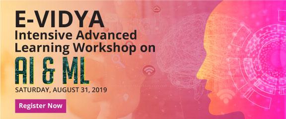 E-Vidya Workshop