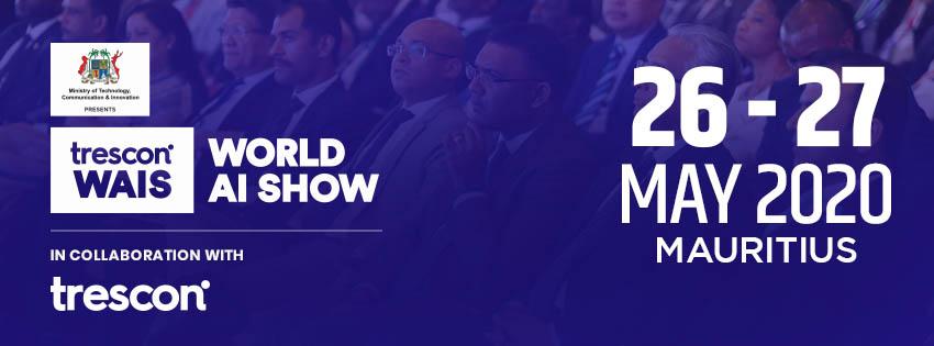 World AI Show Mauritius 2019