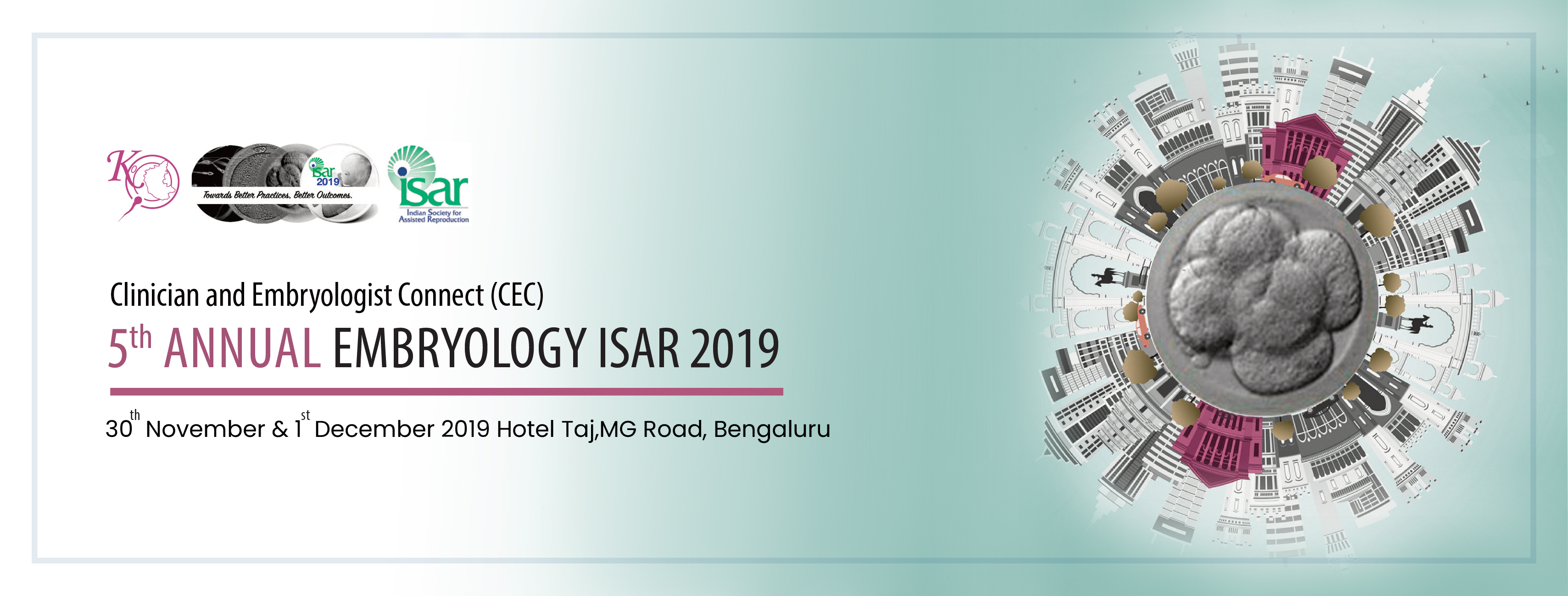 EMBRYOLOGY ISAR 2019